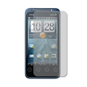 HTC Evo Shift 4G screen protector