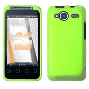 green htc evo shift case