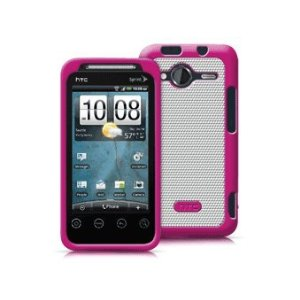 pink evo shift case